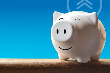 Happy IHMVCU Piggy Bank