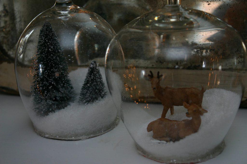 Как сделать искусственный снег в домашних условиях для снежного шара
